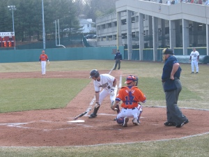 Clemson catcher
